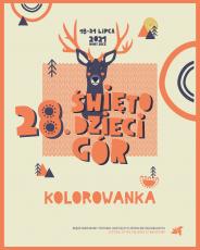 okładka książki z grafiką towarzyszącą 28. edycji festiwalu